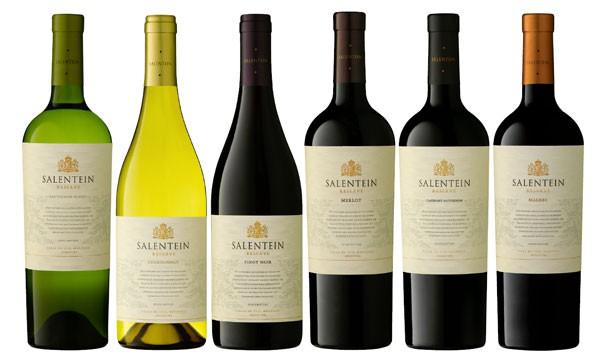 salentein wijn