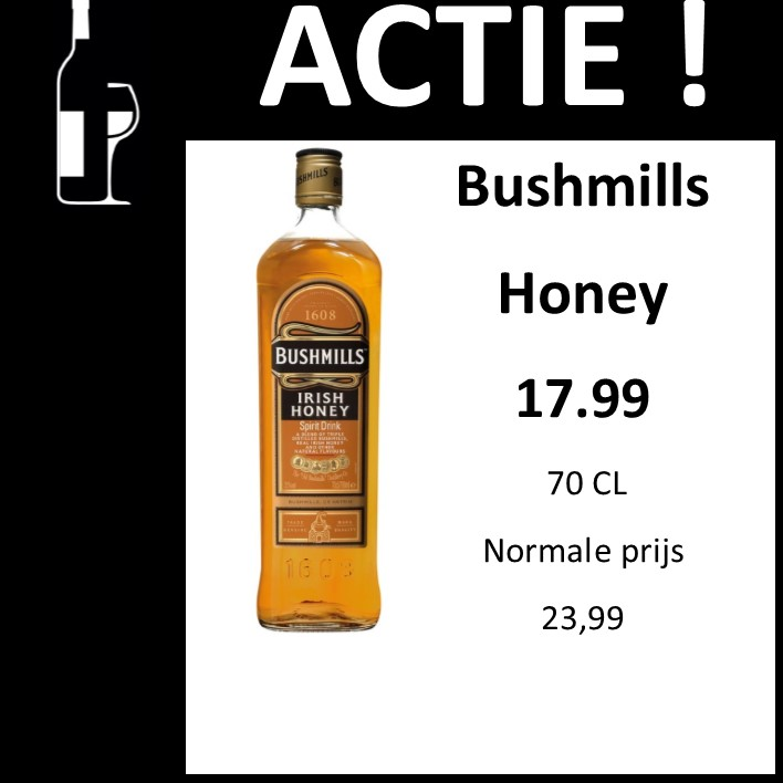 bushmill honey