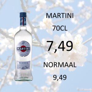 SLIDER MARTINI