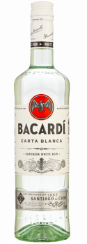 Bacardi Fles